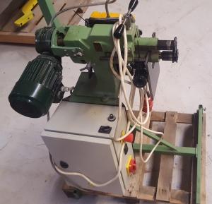 Sikkemaskine med motor